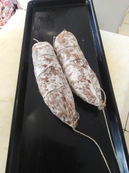 Saucisson sec pur porc 400g