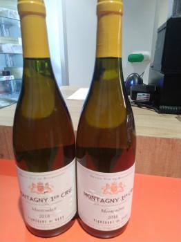 BOURGOGNE vin blanc