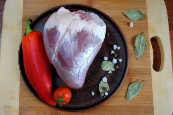 Coeur de veau /min 4 pièces