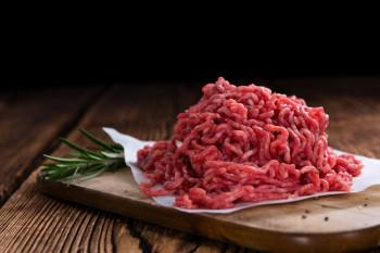 Viande hachée